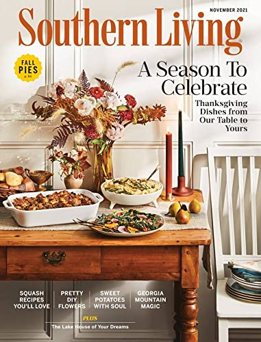 Subscribe to Southern Living