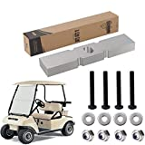 10L0L Golf Cart Low Pro Front End Lift Kit Block for Club Car DS Gas & Electric