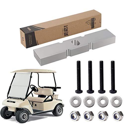 10L0L Golf Cart Low Pro Front End Lift Kit Block for Club Car DS Gas & Electric
