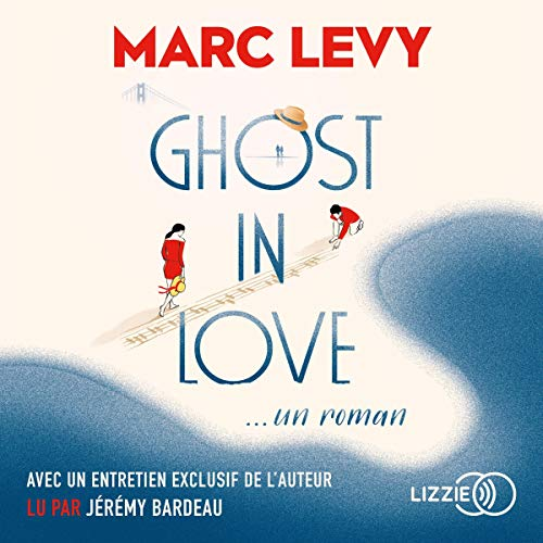 Ghost in love audiobook cover art
