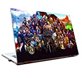 Tamatina Game of Thrones Printed Laptop Skins for Dell, Lenovo, HP, Acer (Multicolour, 15.6-inch)