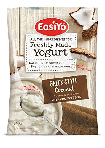 Easiyo Griechischer Kokosnussjoghurt 240g