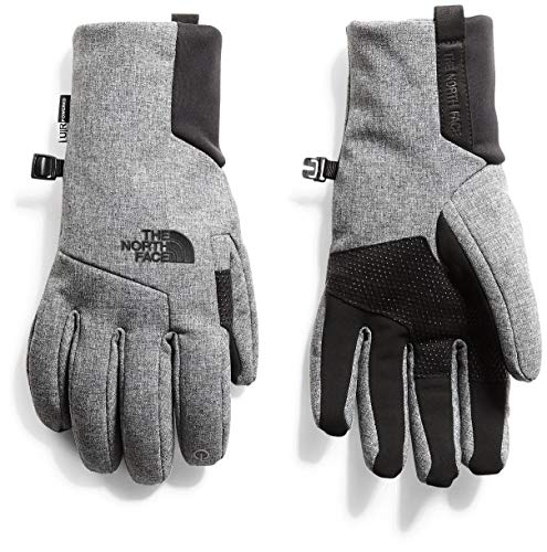 The North Face Women's Apex + Etip Glove - TNF Medium Grey Heather (Std) - S
