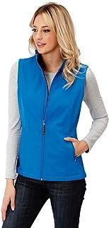Roper Women`s Blue Softshell Vest