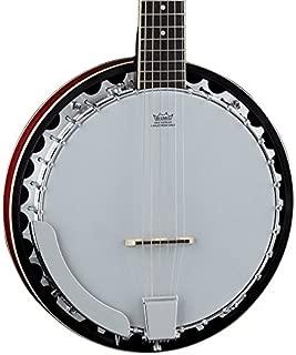Dean Backwoods 6 Banjo - Natural
