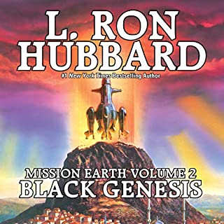 Black Genesis audiobook cover art