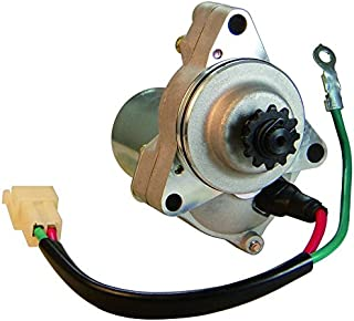 New Starter For 2002 2003 2004 2005 Bombardier DS90 Mini - 4-Stroke 90cc 12 Volt, CCW, 12-Tooth Pinion A31200-152-000 A31200152-000