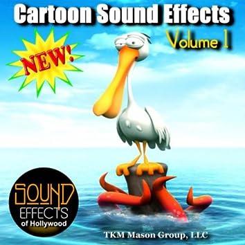Cartoon Sound Effects - Volume 1