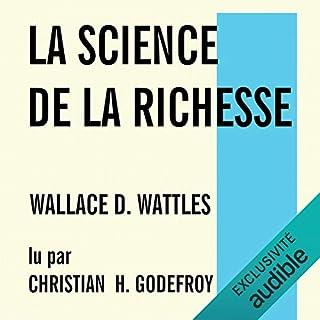 Couverture de La science de la richesse