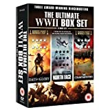 The Ultimate World War II Boxset (The Counterfeiters, Days of Glory, North Face) [DVD] [2009] by Karl Markovics