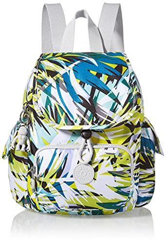 Kipling Damen City Pack Mini Daypacks, Helle Palme, One Size
