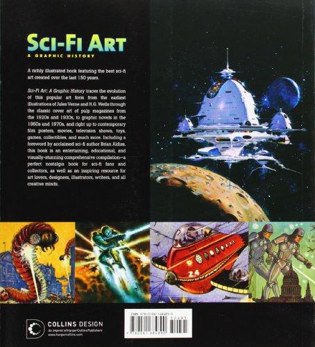 Sci-Fi Art: A Graphic History