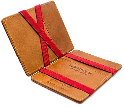 negozio online 5520a 7ce2a JAIMIE JACOBS Portafoglio Magico, Magic Wallet Flap Boy Slim ...
