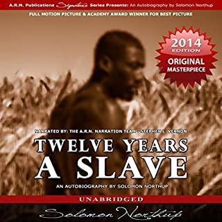 Twelve Years a Slave cover art