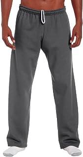 Men's Heavy Blend Open-Bottom Sweatpants