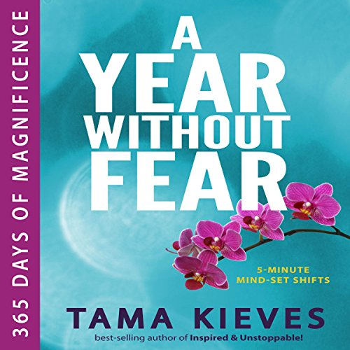 A Year Without Fear audiobook cover art