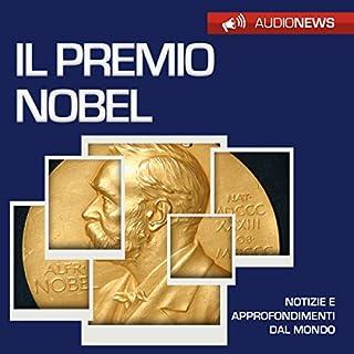 Il premio Nobel copertina