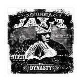Jay-Z's Albumcover – The Dynasty: Roc La Familia