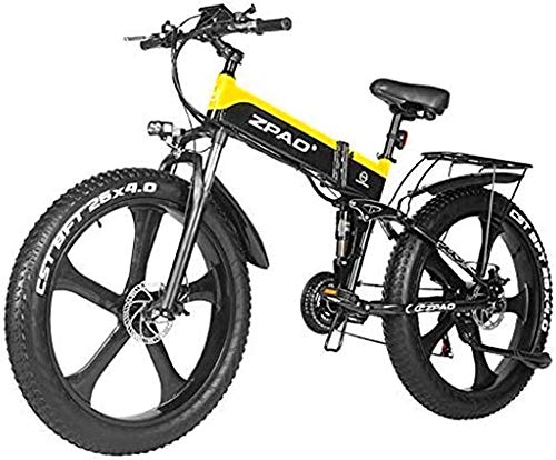 Bicicleta electrica 48V 1000W Bici eléctrica Bicicleta eléctrica Bici de montaña 26...