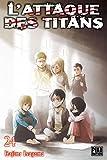 L'Attaque des Titans T24 - Format Kindle - 9782811643164 - 4,49 €