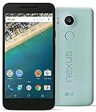 LG Nexus 5X Unlocked Smart Phone, 5.2' Ice Blue