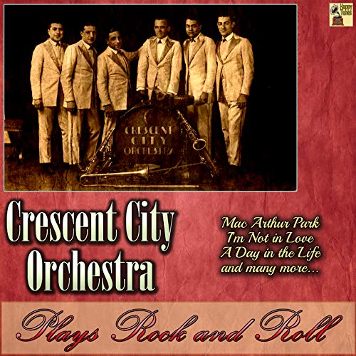 Crescent City Orchestra Plays Rock and Roll