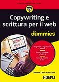 Copywriting e scrittura per il web for dummies