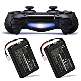 CELLONIC 2X Batería Premium Compatible con Sony PS4 Dualshock 4, Playstation 4 Controller, LIP1522 1300mAh Pila Repuesto bateria