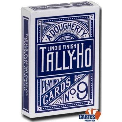 Jeu de 54 Cartes Tally Ho - Poker