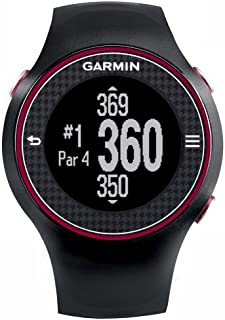 Garmin Approach S3GPS Golf Watch (Negro) (Refurbished Certificado)
