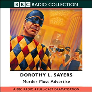 Murder Must Advertise (Dramatized) cover art