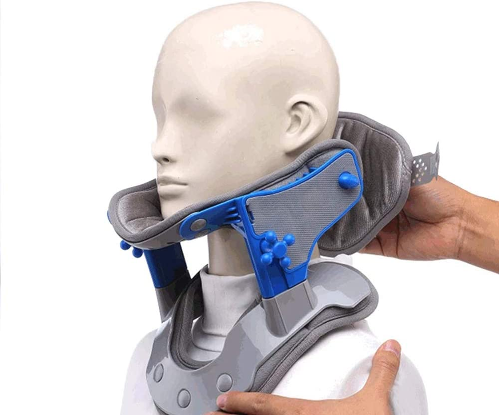 YGXS Medical Cervical 2021new shipping free Cone Traction Home 2021new shipping free shipping Inflatable Phys Device