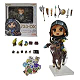 Figura de Zelda Nendoroid The Legend of Zelda Link Deluxe Edition con Pony, Hand Office, Breath of the Wild