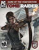 Tomb Raider Game of the Year משחק מחשב קוד דיגיטלי