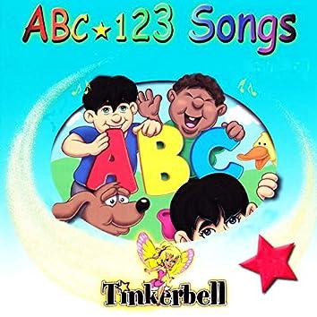 A B C, 1 2 3 Songs