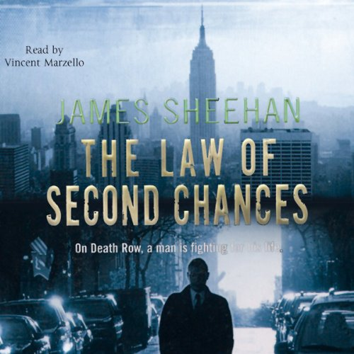 The Law of Second Chances audiobook cover art