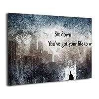 Skydoor J パネル ポスターフレーム 都市景観 インテリア アートフレーム 額 モダン 壁掛けポスタ アート 壁アート 壁掛け絵画 装飾画 かべ飾り 30×20