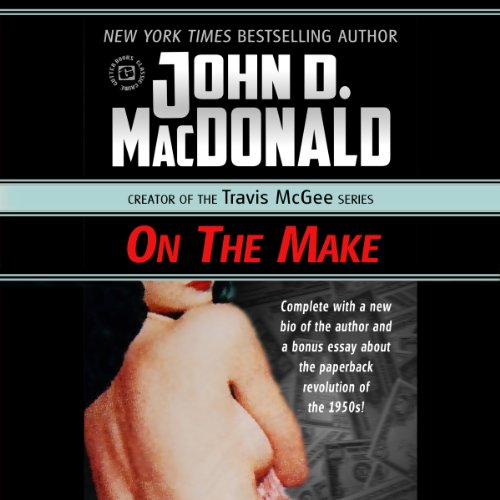 On the Make audiobook cover art