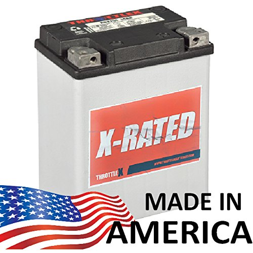 ADX15L - Replacement Motorcycle Battery UPGRADE