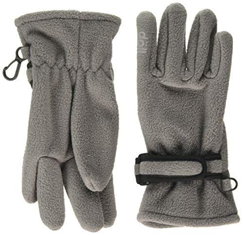 Döll Unisex Fingerhandschuhe Fleece Handschuhe, Grau (Castlerock 1340), 5 (Herstellergröße: 5)