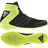 adidas Speedex 16.1, Chaussures de Boxe Homme, Noir (Cblack/Ngtmet/Silvmt), 36 EU