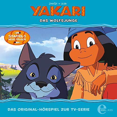 Das Wolfsjunge. Das Original-Hörspiel zur TV-Serie Titelbild