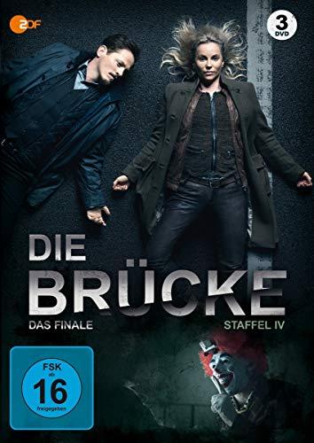Die Brücke - Das Finale - Staffel 4 [3 DVDs]