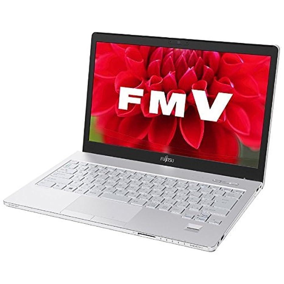 黙ウェイド交換富士通 ノートパソコン FMV LIFEBOOK SH75/T(Office Home and Business Premium搭載) FMVS75TWP