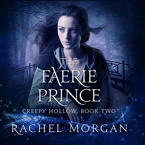 The Faerie Prince audiobook cover art