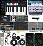 Novation Launchkey 25 MK3 USB MIDI Keyboard 25 Keys Controller with Software Pack of Ableton Live...