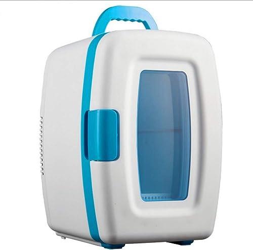 GUANHONG 10L Voiture réfrigérateur de Voiture à Double Usage dortoir Mini réfrigérateur ménage Petit réfrigérateur Micro refrigerato