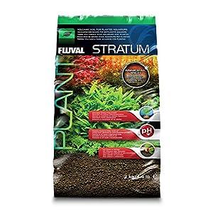 Fluval Plant & Shrimp Stratum Aquarium Planting Substrate 2kg