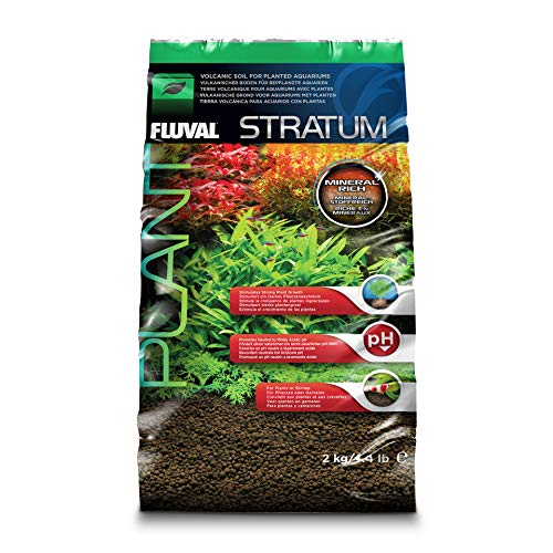 Fluval Plant and Shrimp Substrates for Fish Tanks