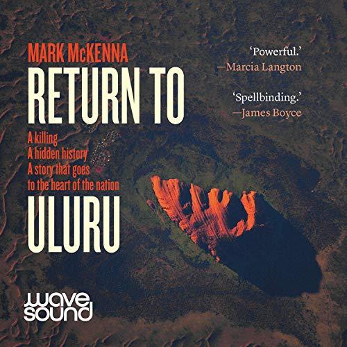Return to Uluru cover art